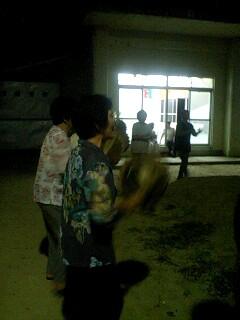 節田・八月踊り