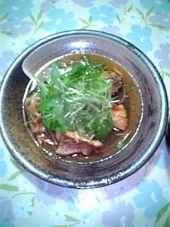 奄美大島ダイビングサラサの夕食
