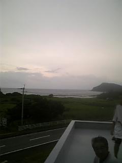 奄美大島皆既日食