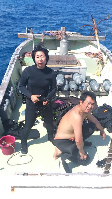 FW:ダイビングまえ