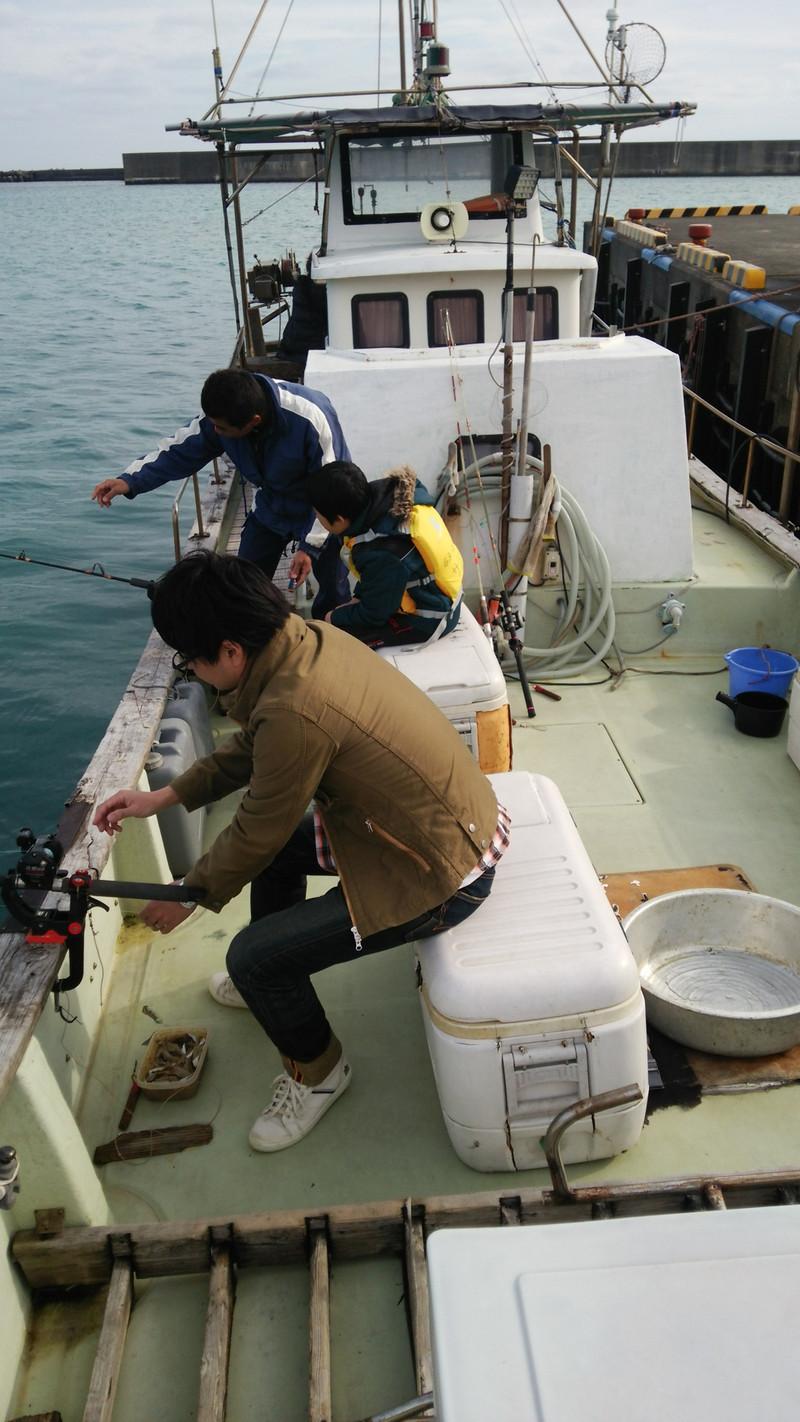 奄美大島体験フィッシング